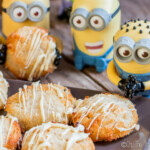 In Despicable Me, Miss Hattie's Coconutties were Vector's favorite cookies. Make them yourself. They're a mix between white chocolate macadamia cookies and coconut macaroons, and they're delicious!