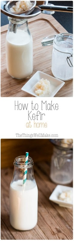 Milk kefir can be made with a variety of milks whether it be made with milk from animals or vegetable milks like coconut or almond milk. Learn how to make kefir at home, and benefit from this probiotic beverage.