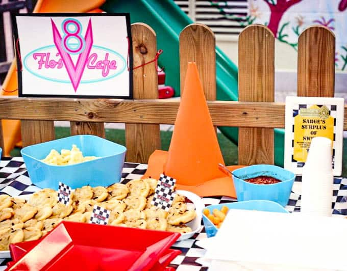 Planning a Cars party can be fun and easy once you know what you want to do. Here are some Cars party ideas from my son's 3rd birthday party.