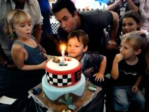 Cars Party Ideas – My Son's 3rd Birthday