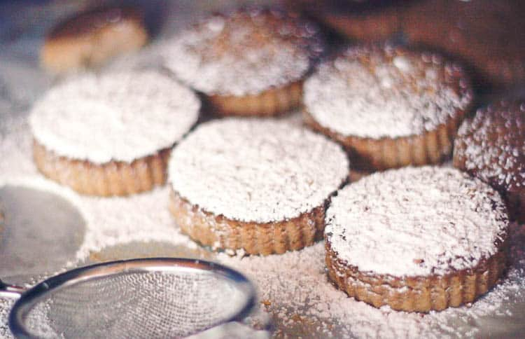 Mantecados and polvorones typical spanish christmas cookies recipe soft and crumbly mantecados and polvorones are spanish christmas cookies that fill the stores this forumfinder Image collections