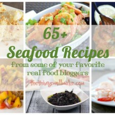 65+ Healthy Seafood Recipes