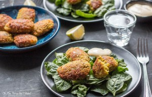 Tasty Turmeric Falafel – an Easy Falafel Recipe From Scratch