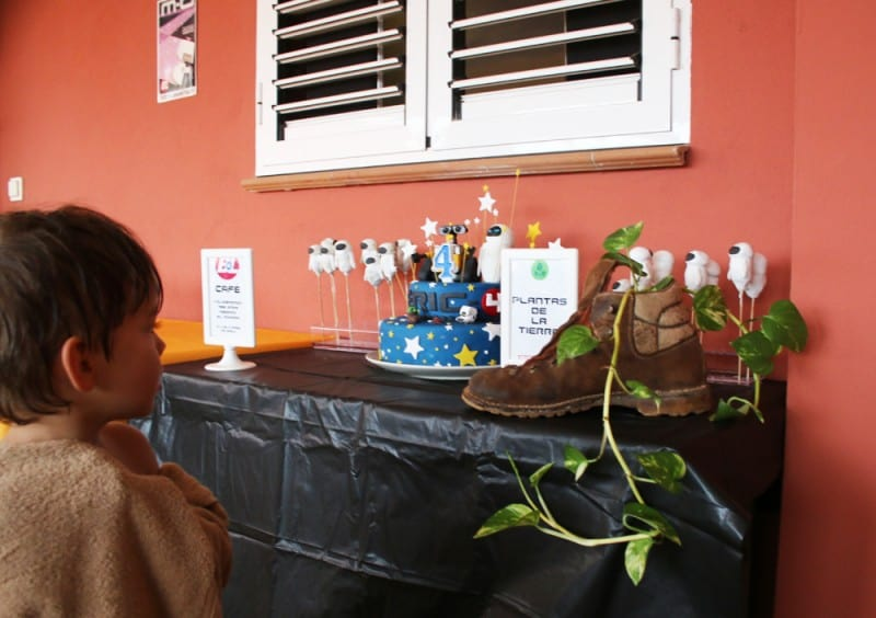 Wall E Birthday Party Ideas And Decorations