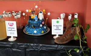 Wall-E Birthday Party