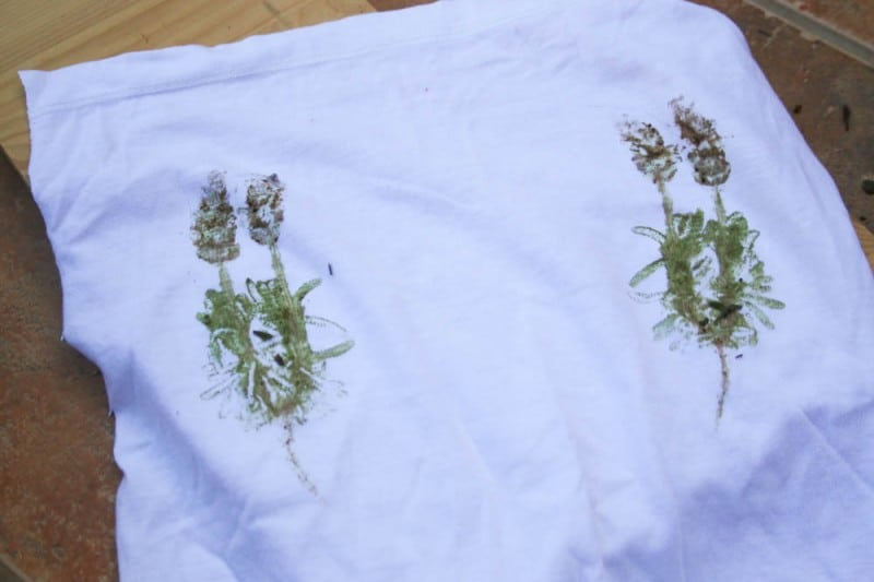 How to make homemade lavender sachets, decorated with lavender flowers, and great as gifts. They're easy and perfect for non-artists because you decorate them by hammering flowers on your cloth. ;)