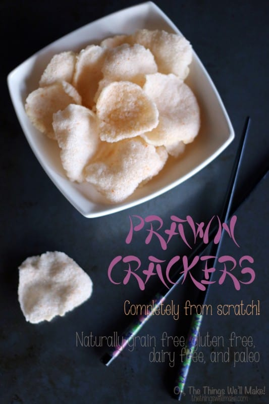 prawn crackers on keto