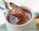 Chocolate a la taza is the name of the thick hot chocolate typically served with churros in Spain. It's easy to make it with this 2 ingredient recipe.