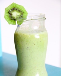 Kiwi, Ginger & Matcha Smoothie