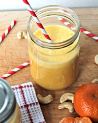Rise and Shine Clementine Smoothie