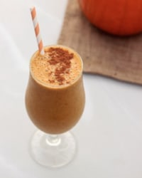 Pumpkin Chai Smoothie
