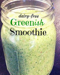 Green-ish Smoothie