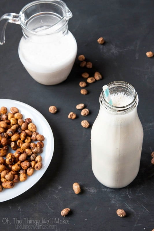 Tigernut horchata, also known as tigernut milk or horchata de chufa, is regaining popularity outside of Spain because of its numerous health benefits.