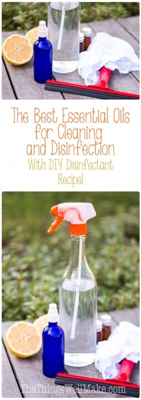 The Best Essential Oils for Cleaning and Disinfecting - Oh