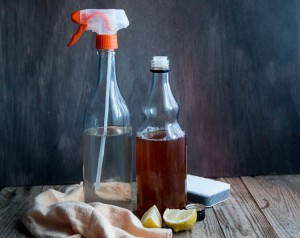 DIY Cleaning Spray for the Kitchen