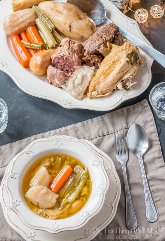 Well balanced and nourishing, this Valencian puchero recipe will show you how to make a simple yet hearty Spanish stew that is sure to warm you up on a cold winter's day.