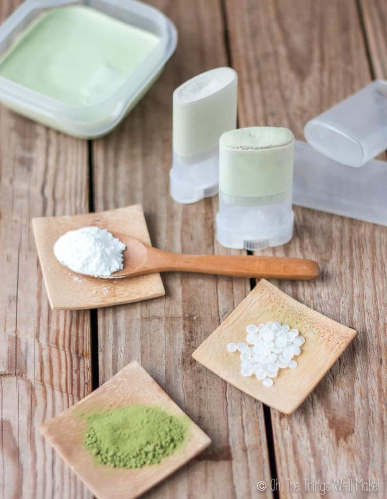 Natural Homemade Deodorant for Sensitive Skin   Oh, The Things We ...
