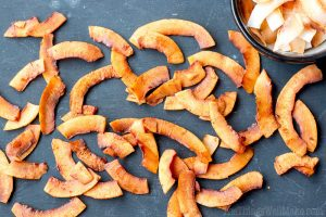 How to Make Coconut Bacon & Other Seasoned Coconut Chips