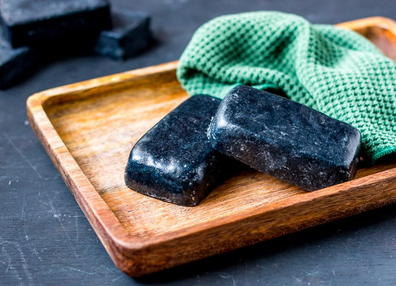 Activated Charcoal Face Soap Recipe