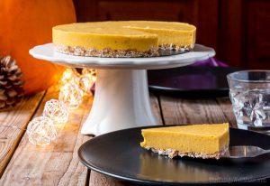 Easy, No-Bake Paleo Pumpkin Pie Recipe