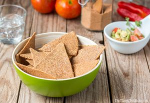 Paleo Doritos Like Chips Recipe