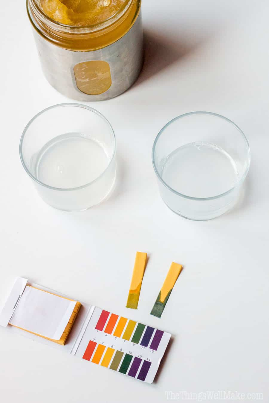 Are pH balanced soaps better for your skin? Learn to test the pH of your soap and how to neutralize liquid soaps if you need to.