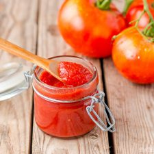 Easy Homemade Tomato Paste Recipe