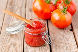 Easy Homemade Tomato Paste Recipe