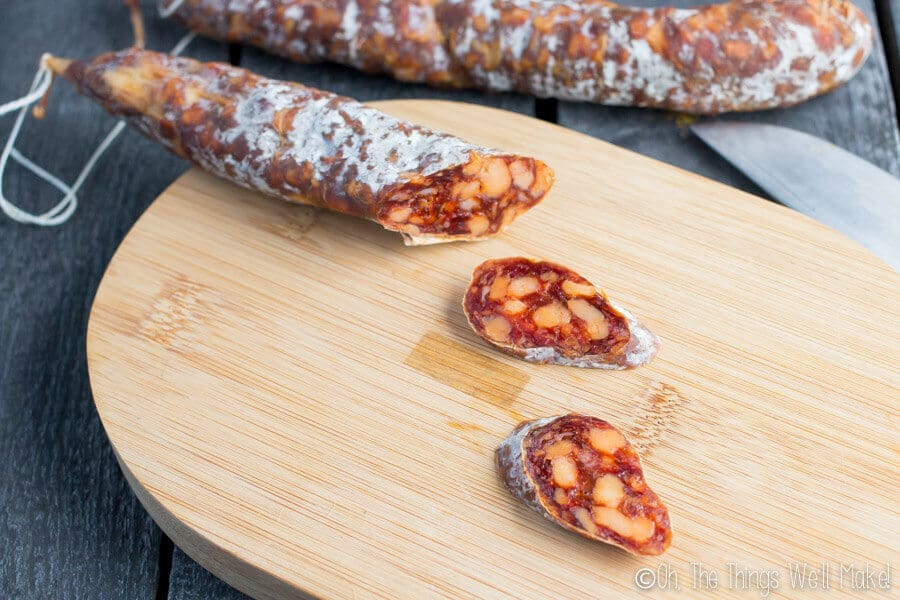 Enjoy Spain's signature sausage no matter where you live when you learn how to make Spanish chorizo at home. You can cook it fresh, as the Spanish would at a BBQ, or dry cure it and eat it sliced with other sliced meats and cheeses.