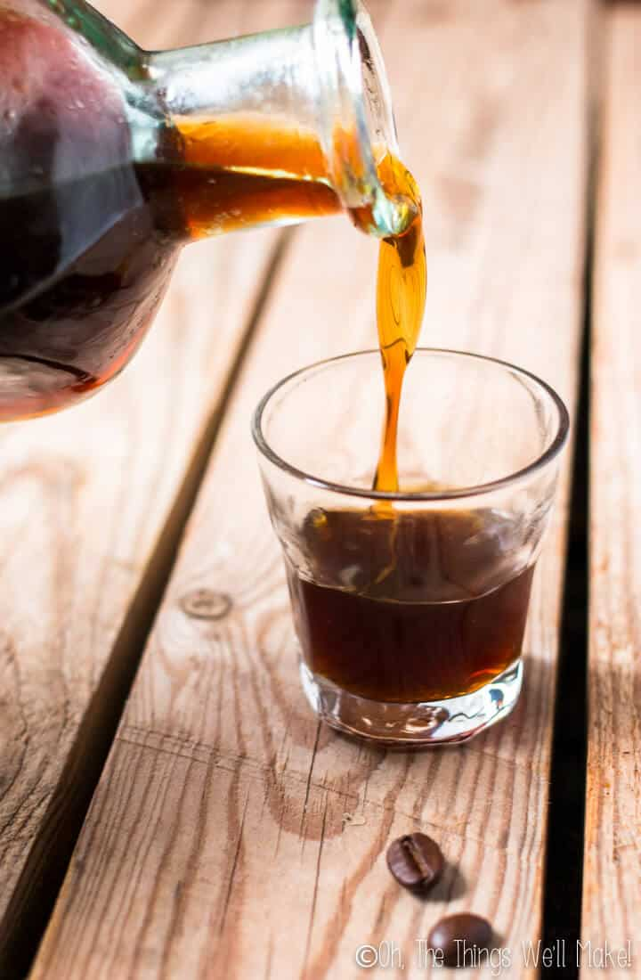 Homemade Tea Liqueur Recipe - Cooking Channel