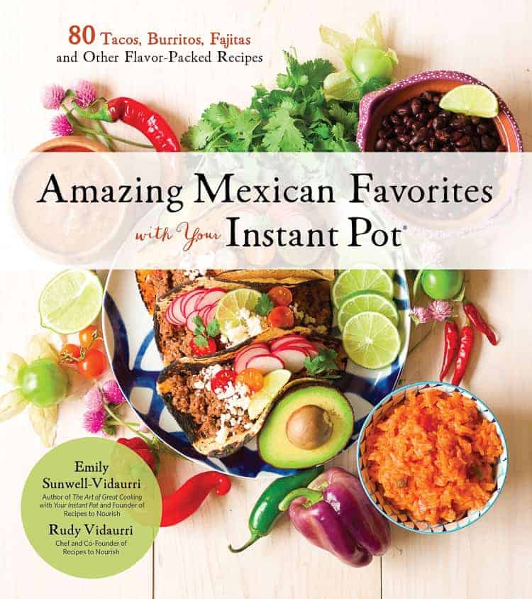 Cover of the book Amazon Mexican Favorites in your Instant Pot