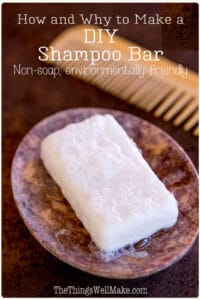 An eco-friendly alternative to liquid shampoos, solid shampoo bars provide a great lather and are perfect for traveling because they don't need any plastic or one-use packaging.