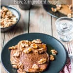 Super quick and easy to make, these healthy two-ingredient pancakes are grain-free and paleo, and taste great! If you've ever tried the banana two-ingredient pancakes but were disappointed with them, try these instead. I think you'll be pleasantly surprised! #paleo #pancakes #plantains #glutenfree #grainfree #healthyrecipes #thethingswellmake #miy